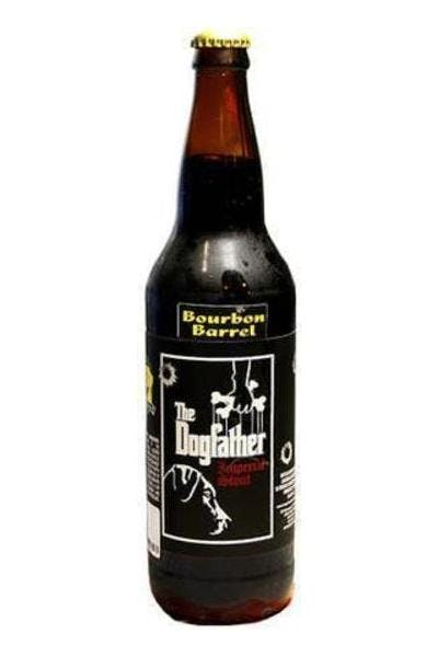 Laughing Dog The Dogfather  Bourbon Barrel Imperial Stout