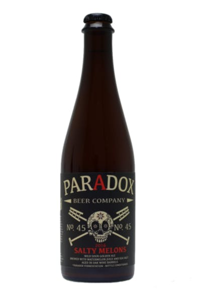 Paradox Beer Skully Barrel No. 36 (Call Me In The Morning)
