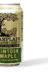 Champlain Orchards Macintosh and Maple Cider