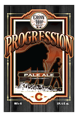 Crow Hop Brewing Progression Pale Ale