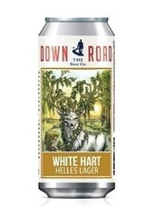 Down The Road White Hart Helles Lager