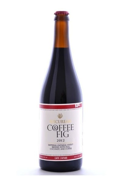 Epic Epicurean Coffe & Fig Imperial Oatmeal Stout
