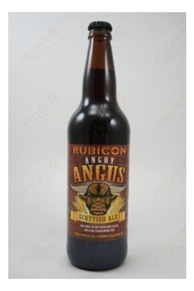 Rubicon Angry Angus Scottish Ale