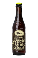 Dogfish Head Oak Aged Vanilla World Wide Stout
