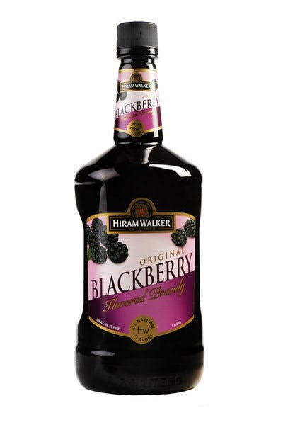 Mr. Boston Blackberry Flavored Brandy