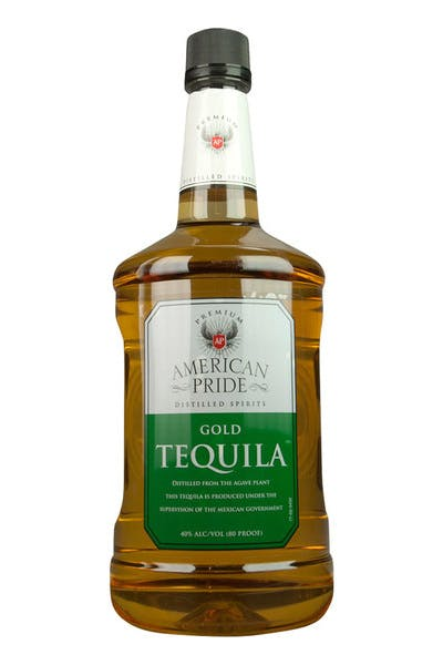American Pride Gold Tequila