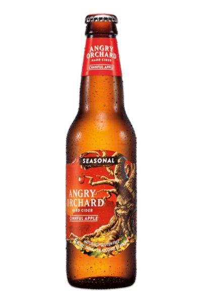 Angry Orchard Cider Cinfull Apple