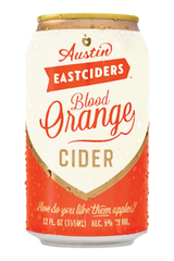 Austin Eastciders Blood Orange