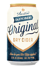 Austin Eastciders Dry Cider