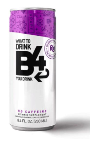 B4 Dietary Supplement Grape