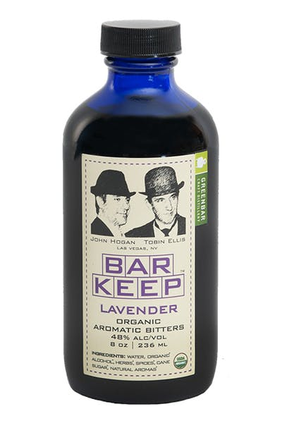 Bar Keep Lavender Bitters from Greenbar Distillery