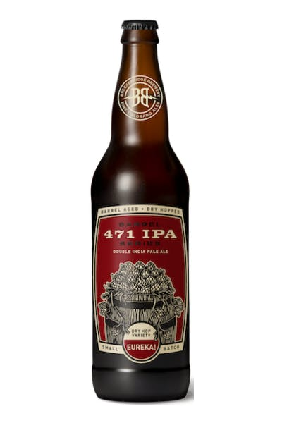 Breckenridge Brewery 471 IPA Eureka! Barrel Series