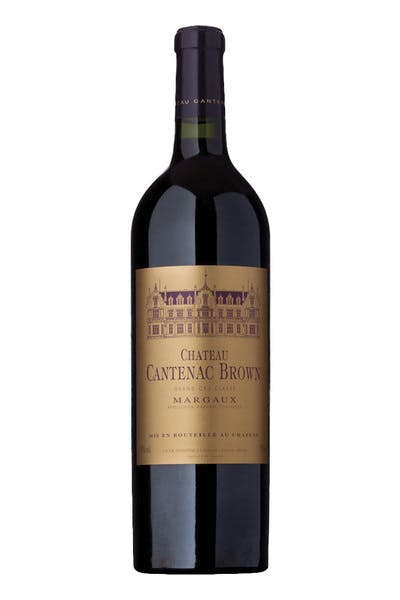 Chateau Cantenac Brown Margaux 2009