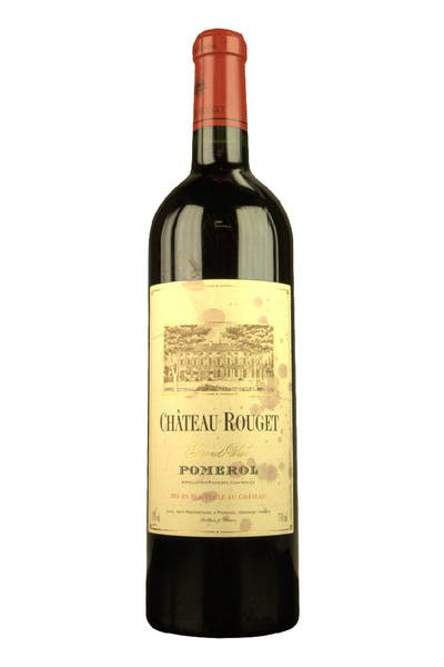 Chateau Rouget Pomerol 2010