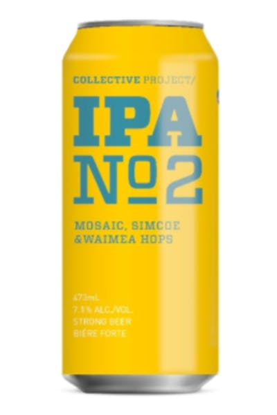 Collective Arts Collective Project IPA No. 2