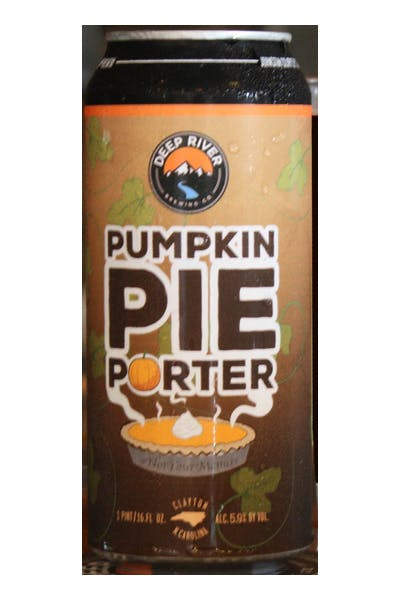 Deep River Pumpkin Pie Porter