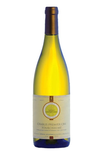 Domaine Chenevieres Chablis Premier Cru Fourchame
