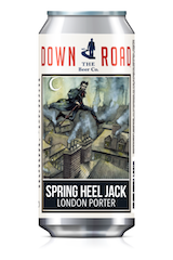 Down The Road Spring Heel Jack Porter