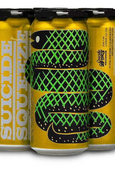 Fort George Suicide Squeeze NW IPA