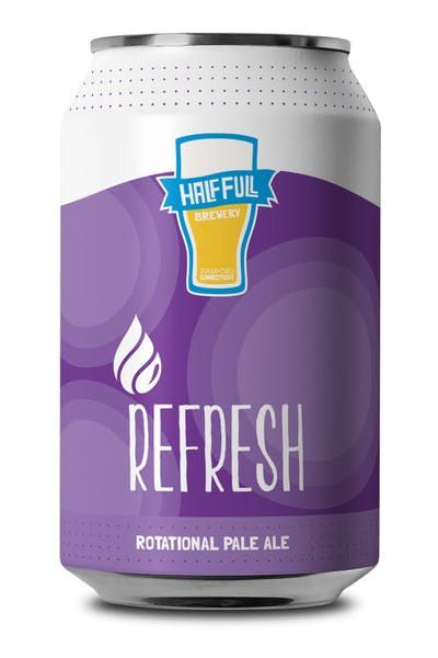 Half Full Refresh Pale Ale