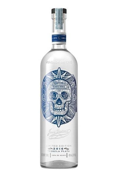 Jose Cuervo Traditional Day of the Dead Silver Tequila