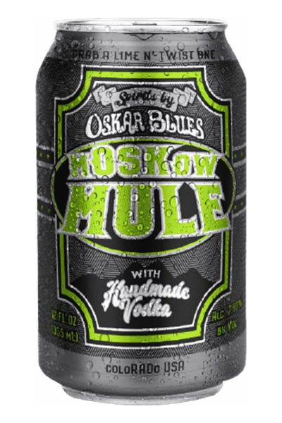 Oskar Blues Moskow Mule