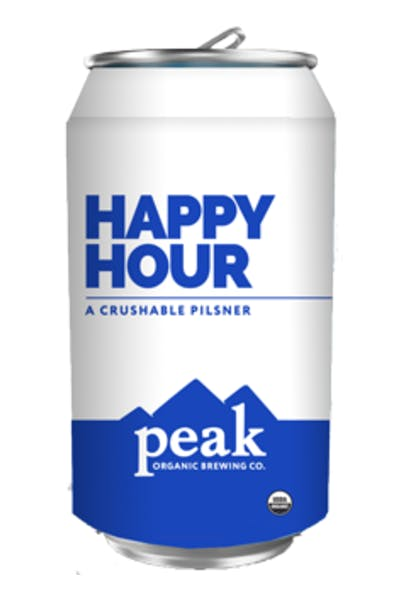 Peak Organic Happy Hour
