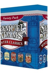 Samuel Adams Seasonal Variety Pack