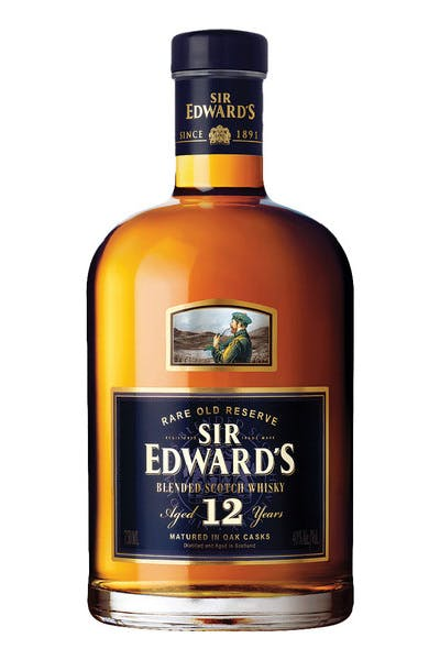 Sir Edward's 12yr Blended Scotch