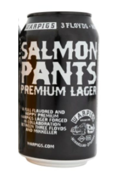 WarPigs Salmon Pants Lager