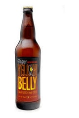 Yellow Belly Hard Ginger Cider
